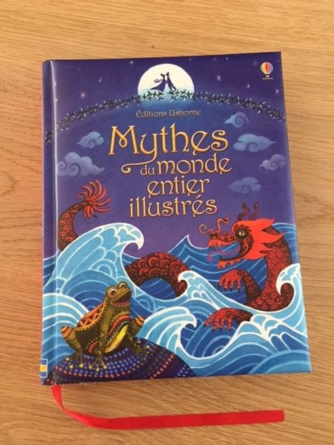 mythes du monde entier illustrés 1