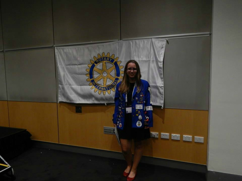 Conférence Rotary district 9455
