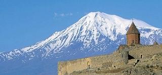 Arche-aa-Mont Ararat - Arméie