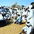 Kordofan-Darfour (Soudan) 1988, chappe de plomb avant l'horreur