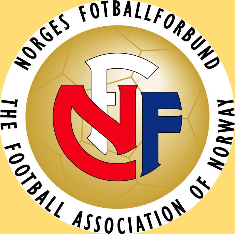 Logo Féderation Norvège football féminin2