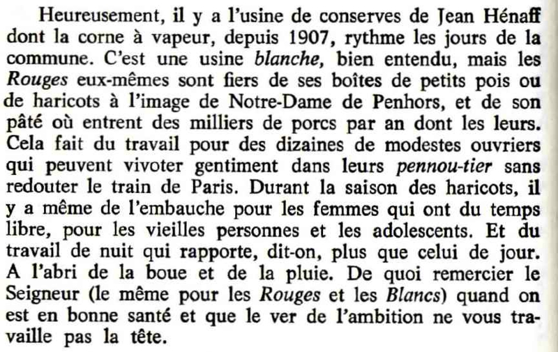 Jean Hénaff conserverie