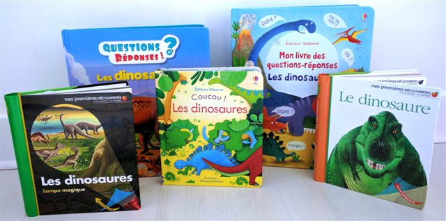 Passion dinosaures ©Kid Friendly