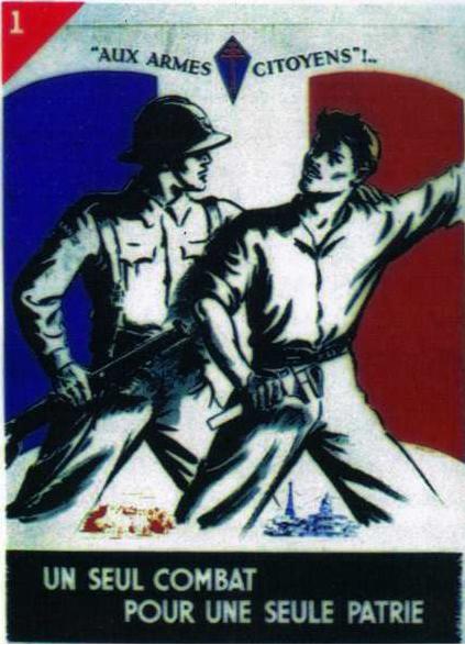 Résistance française