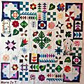Quilt M fini Marie Jo Thouraud
