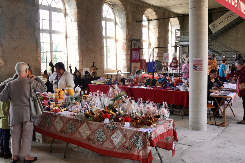 SAINT-MICHEL CONFIRELLES 2018 stands