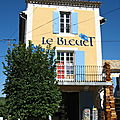 banon, Le Bleuet, boutique (84)