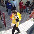 Carnaval de l'école sur le théme de l'écologie!