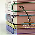 Cinq résolutions livresques