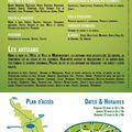 Les naturelles de montmorency du 25 au 27 mars, le programme