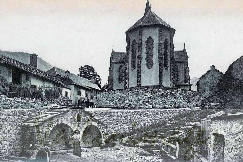 la fontaine st martin vers 1900