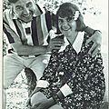 Fernand et Melo été 1968