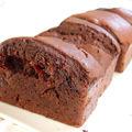 Mini cakes chocolatés fourrés à l'abricot