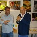 Vernissage du festival international de la photographie culinaire amateur chez 750g l'atelier