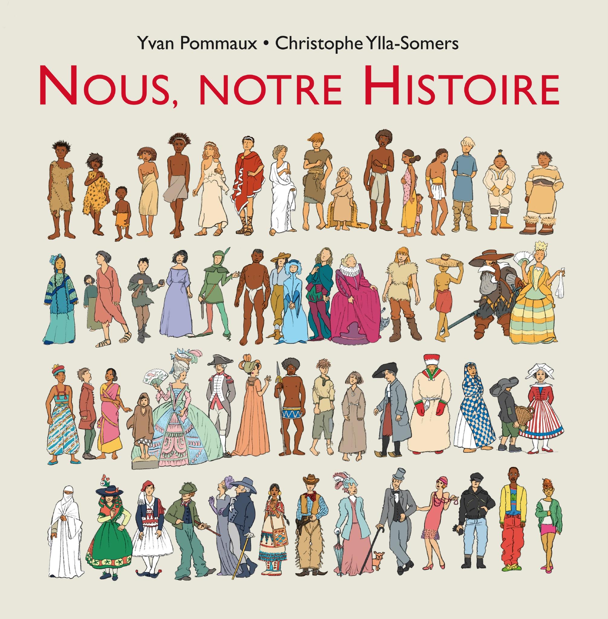e8460d36260 Nous notre Histoire   l Histoire du monde à travers les petits de ce monde  !!