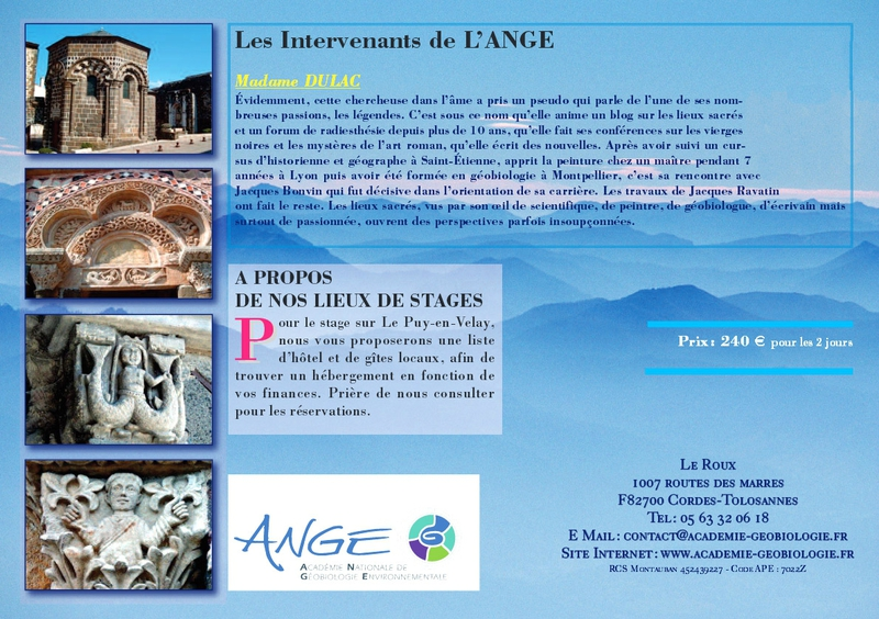 Stage Le Puy 3