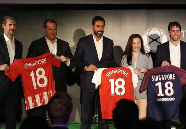 Calendrier ICC 2018 Arsenal , Le PSG , Le Bayern , et l'Atlético !