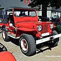 La willys jeep mb (regiomotoclassica 2011)