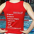 World outgames 2013 - anvers - sports, culture, human rights, diversity, fun, me, you ?
