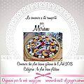 Concours des plus beaux gâteaux de l'aïd 2013