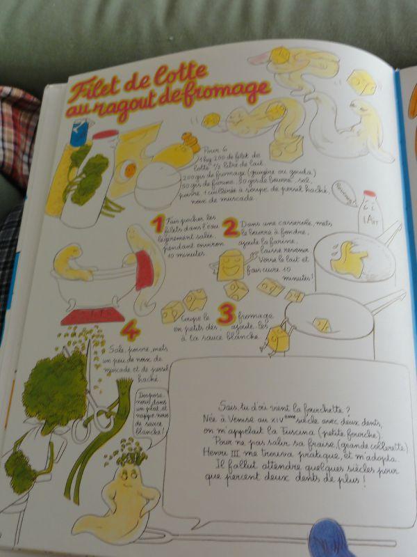 La Cuisine Des Juniors Fr3 L Attrape Poussiere