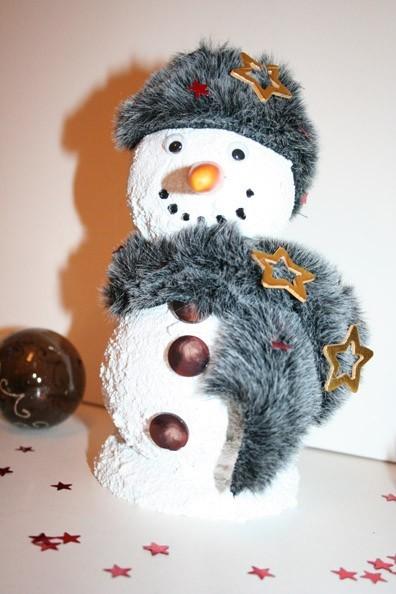 Bonhomme de neige Russe