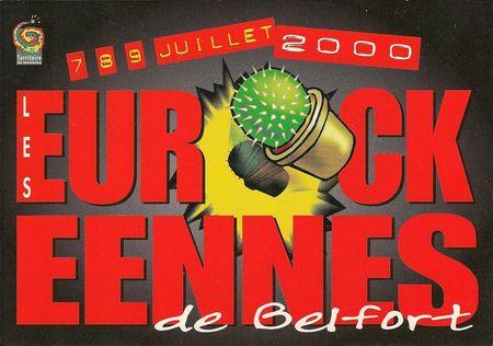 CPM Eurockéennes 2000