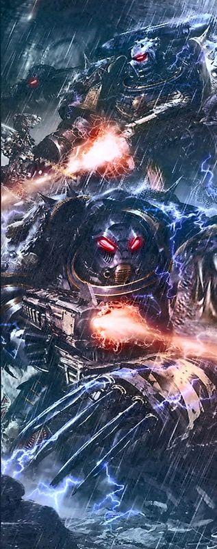 Terminators Night Lord