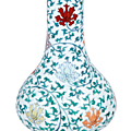 Chinese doucai yongzheng mark and period vase achieves $387,000 at doyle
