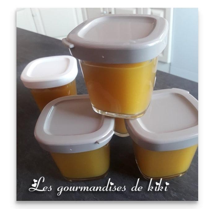 Compote de mangue