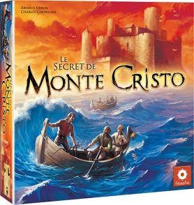Boutique jeux de société - Pontivy - morbihan - ludis factory - Le Secret de Monte Cristo