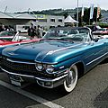 Cadillac series 62 convertible-1960