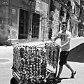 Scène de rue , La Havane