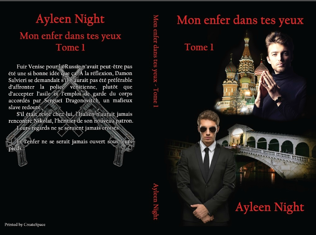 Mon enfer dans tes yeux tome 1 (Ayleen Night)