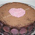 Gâteau double chocolat (de mercotte)