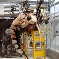 A 20 000 lieues sous les mers : la galerie des machines.