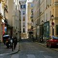 Instantané rue Domat.