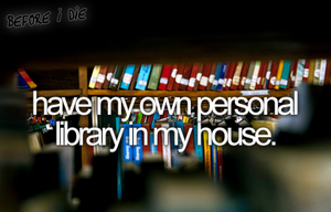 Own personal library