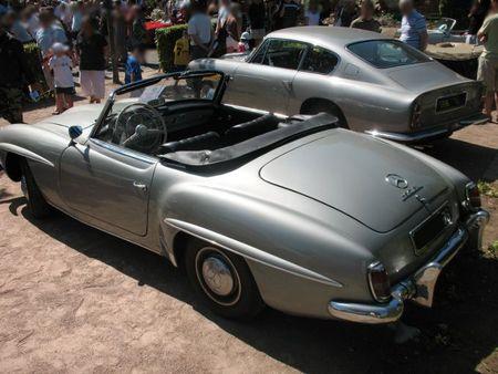 Mercedes190SLar