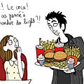 Un petit tour au fast food ???