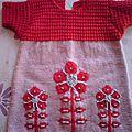 robe jacquar maïa 4