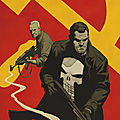 Panini 100% marvel punisher soviet par ennis et burrows