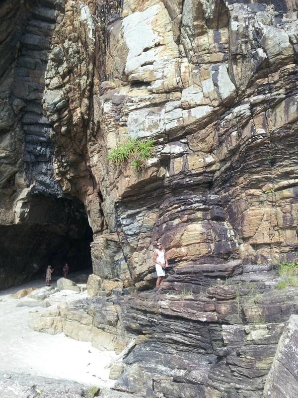 La grotte - ilha do mel