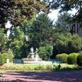 Square Adolphe Hirn à Colmar près du Lycée Bartholdi