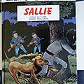 Sallie , les tuniques bleues tome 62