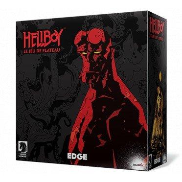 Boutique jeux de société - Pontivy - morbihan - ludis factory - Hellboy