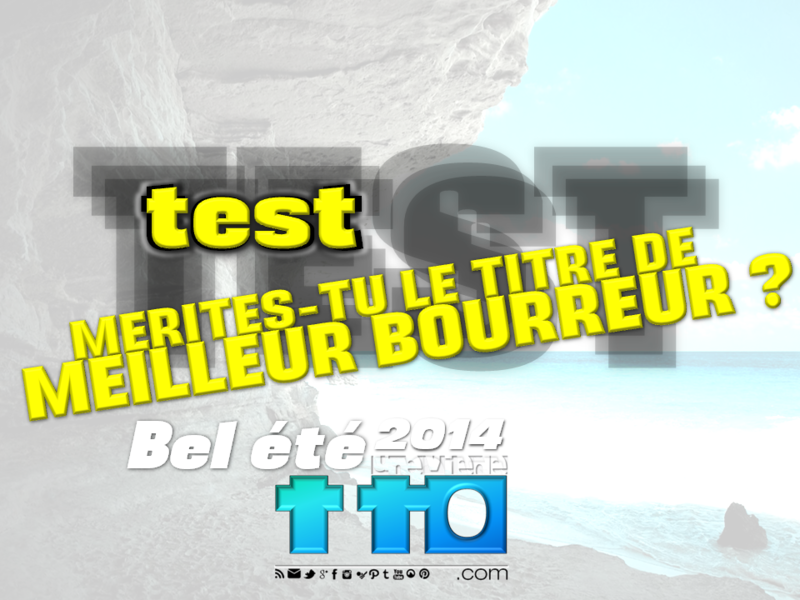 TEST BOURREUR