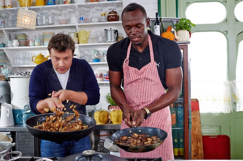 mission the naked chef avec jamie oliver sur la cha ne. Black Bedroom Furniture Sets. Home Design Ideas