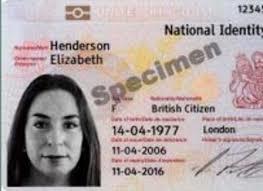 """Résultat de recherche d'images pour """"carte identité anglaise de"""""""