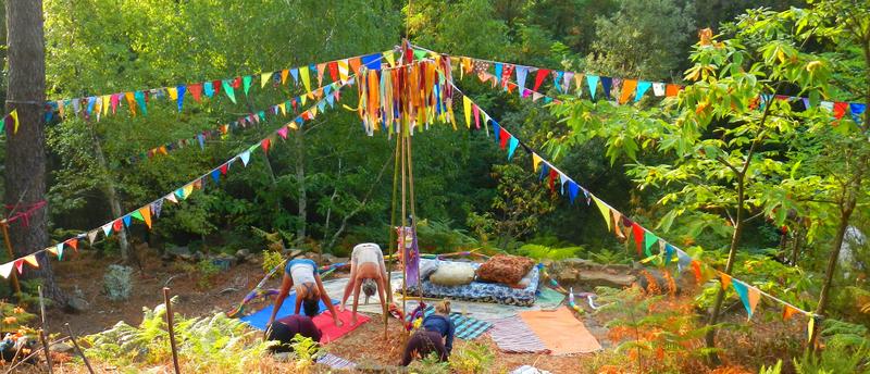 espace yoga nature cocagne